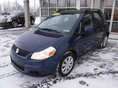 2010 Suzuki SX4 Crossover for sale in Austintown, OH