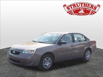 2007 Chevrolet Malibu for sale in Austintown, OH