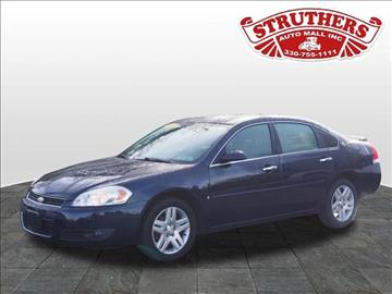 2007 Chevrolet Impala for sale in Austintown, OH