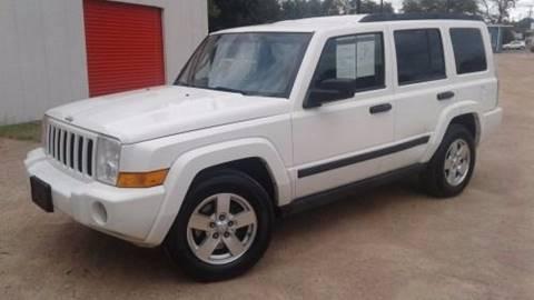 2006 Jeep Commander for sale in Kerrville, TX