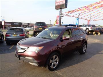 2007 Acura MDX for sale in Bridgeview, IL