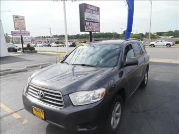 2008 Toyota Highlander for sale in Bridgeview, IL