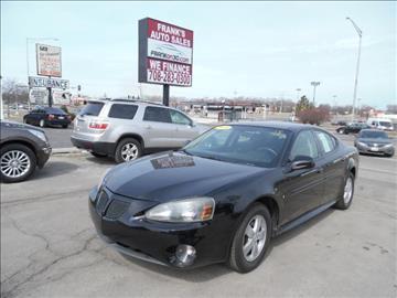 2008 Pontiac Grand Prix for sale in Bridgeview, IL