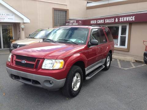 2003 Ford Explorer Sport for sale in Palmerton, PA