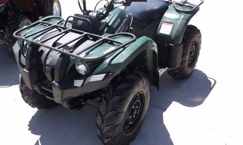 2014 Yamaha Grizzly for sale in Lubbock, TX