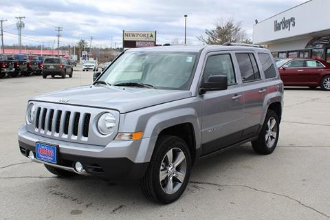 2016 Jeep Patriot for sale in Newport, ME