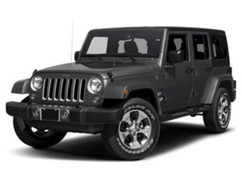 2017 Jeep Wrangler Unlimited for sale in Newport, ME