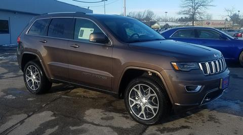 2018 Jeep Grand Cherokee for sale in Newport, ME