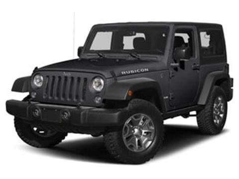 2018 Jeep Wrangler for sale in Newport, ME