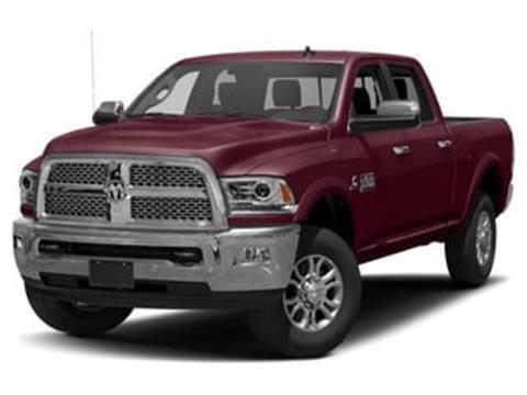 2018 RAM Ram Pickup 3500 for sale in Newport, ME