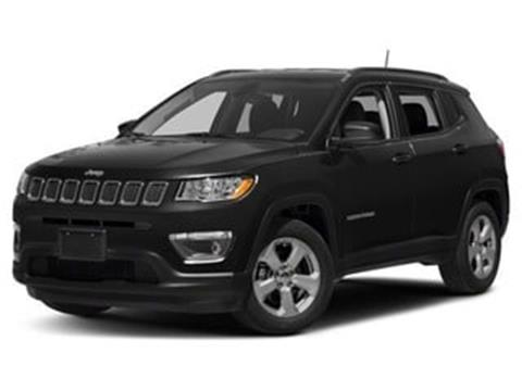 2018 Jeep Compass for sale in Newport, ME