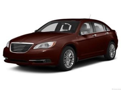 2013 Chrysler 200 for sale in Newport, ME