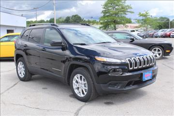 2017 Jeep Cherokee for sale in Newport, ME