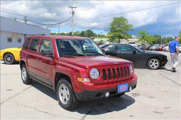 2017 Jeep Patriot for sale in Newport, ME