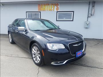 2016 Chrysler 300 for sale in Newport, ME