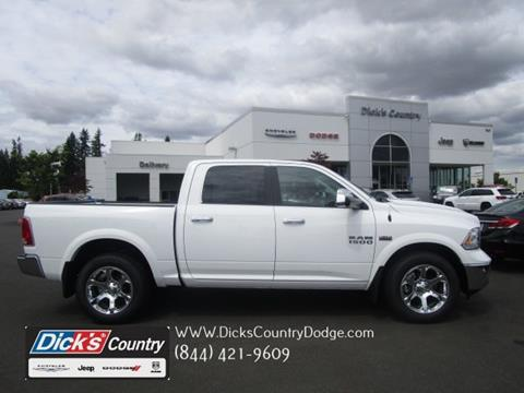 2017 RAM Ram Pickup 1500 for sale in Hillsboro, OR
