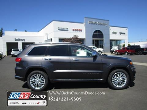 2017 Jeep Grand Cherokee for sale in Hillsboro, OR