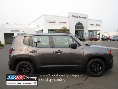 2017 Jeep Renegade for sale in Hillsboro, OR