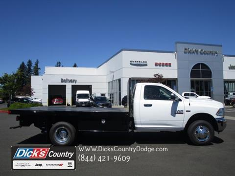 2017 RAM Ram Chassis 3500 for sale in Hillsboro, OR