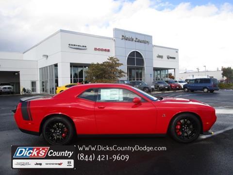 2018 Dodge Challenger for sale in Hillsboro, OR