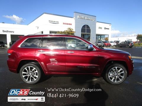 2018 Jeep Grand Cherokee for sale in Hillsboro, OR