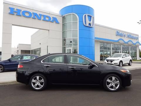 2011 Acura TSX for sale in Hillsboro, OR