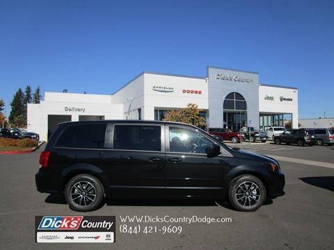 2017 Dodge Grand Caravan for sale in Hillsboro, OR