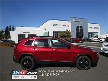 2017 Jeep Cherokee for sale in Hillsboro, OR