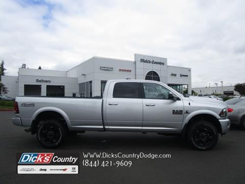 2017 RAM Ram Pickup 2500 for sale in Hillsboro, OR