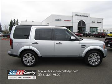2011 Land Rover LR4 for sale in Hillsboro, OR