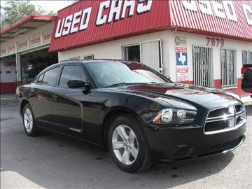 2013 Dodge Charger for sale in El Paso, TX