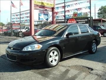 2009 Chevrolet Impala for sale in El Paso, TX