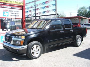2009 GMC Canyon for sale in El Paso, TX