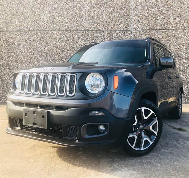 2016 jeep renegade latitude 4dr suv in rosenberg tx richmond auto sales. Black Bedroom Furniture Sets. Home Design Ideas