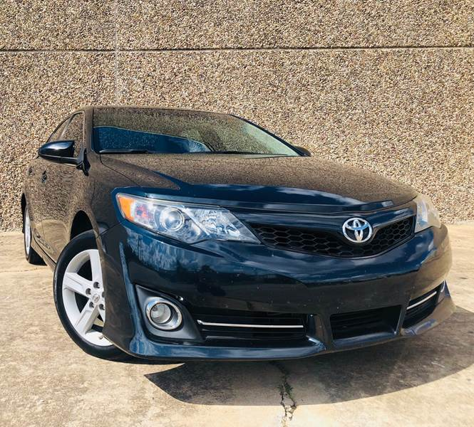 2014 toyota camry se 4dr sedan in rosenberg tx richmond auto sales. Black Bedroom Furniture Sets. Home Design Ideas
