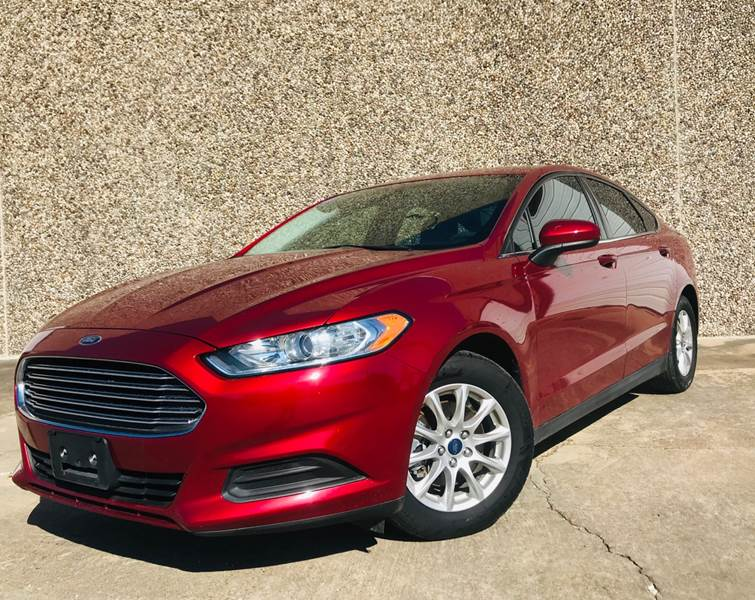 2016 ford fusion s 4dr sedan in rosenberg tx richmond auto sales. Black Bedroom Furniture Sets. Home Design Ideas