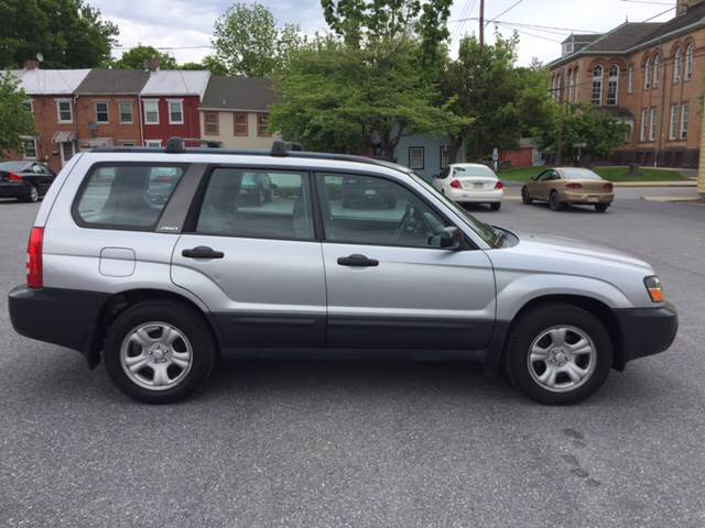 2003 Subaru Forester for sale at Toys With Wheels in Carlisle PA