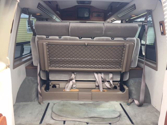 1995 Ford E150 for sale at Toys With Wheels in Carlisle PA