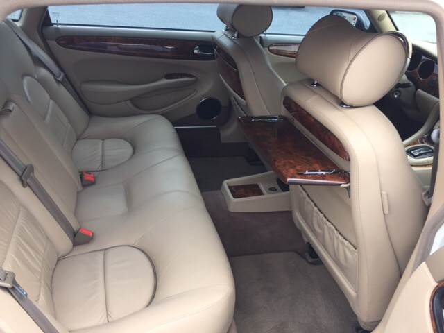 2000 Jaguar XJ-Series for sale at Toys With Wheels in Carlisle PA