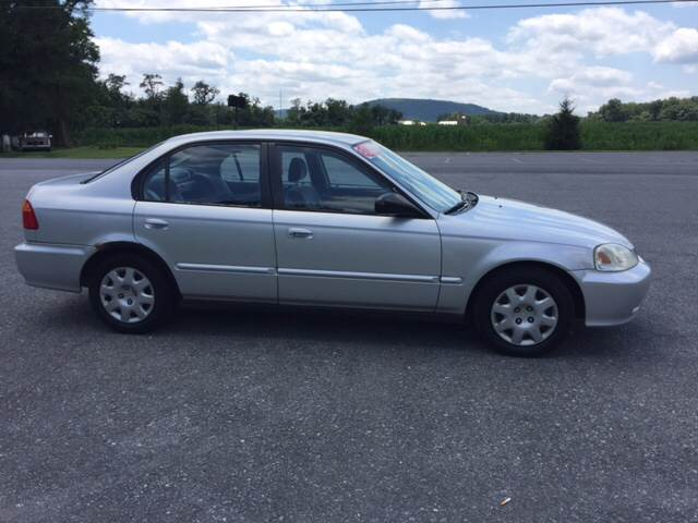 2000 Honda Civic for sale at Toys With Wheels in Carlisle PA