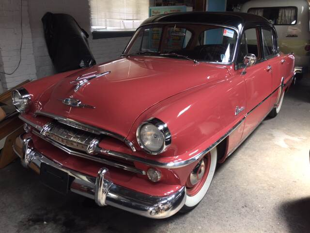 1954 Plymouth Belvedere for sale at Toys With Wheels in Carlisle PA