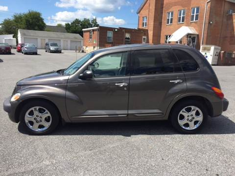 2002 Chrysler PT Cruiser for sale at Toys With Wheels in Carlisle PA