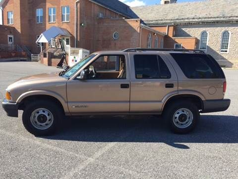 1997 Chevrolet Blazer for sale at Toys With Wheels in Carlisle PA