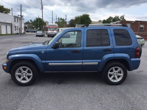 2006 Jeep Liberty for sale at Toys With Wheels in Carlisle PA