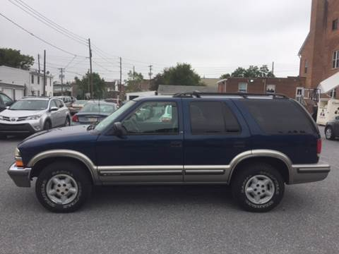 1999 Chevrolet Blazer for sale at Toys With Wheels in Carlisle PA