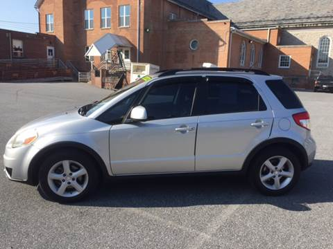 2008 Suzuki SX4 Crossover for sale in Carlisle, PA