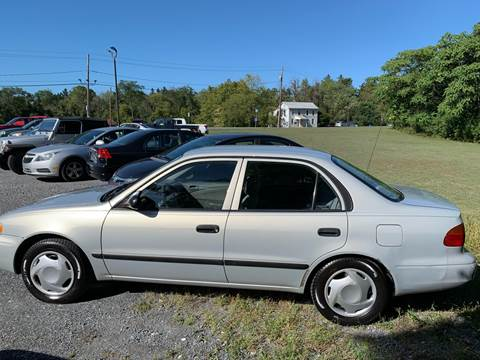 1999 Chevrolet Prizm for sale in Carlisle, PA