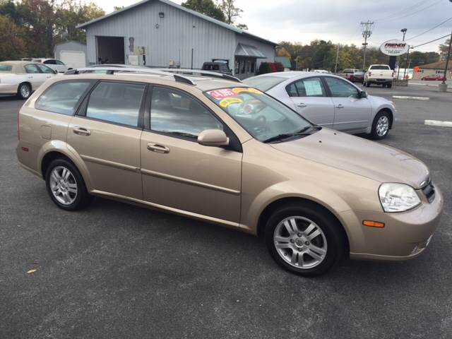2006 Suzuki Forenza for sale at Toys With Wheels in Carlisle PA