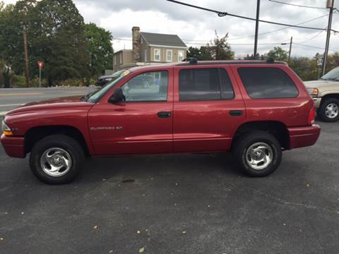 1998 Dodge Durango for sale at Toys With Wheels in Carlisle PA