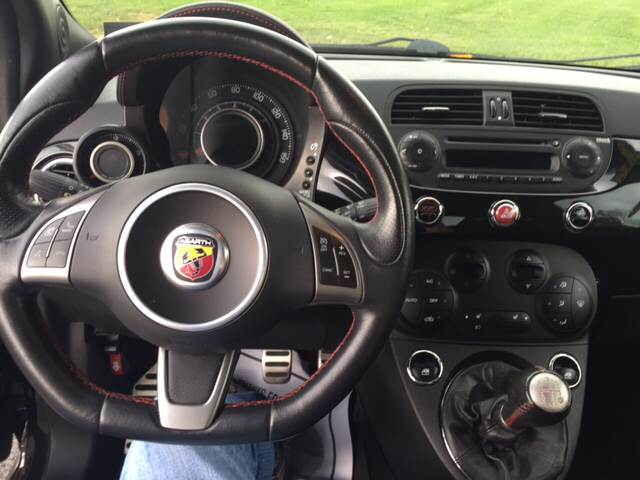 2013 FIAT 500 for sale at Toys With Wheels in Carlisle PA